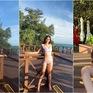 Hoa hậu Tiểu Vy diện bikini khoe cơ bụng săn chắc tại Miss World