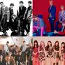 Top 10 band có lượng album bán khủng nhất tại Hàn Quốc trong 8 năm qua