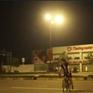 Nâng cao ý thức chấp hành Luật Giao thông tới người đi xe đạp tập thể dục