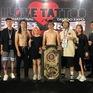 Chàng trai Việt đạt giải nhất xăm hình tại Đài Loan