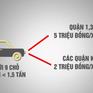Tăng 5 lần giá giữ xe ô tô có giảm được kẹt xe?
