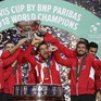 ĐT Croatia lần thứ 2 vô địch Davis Cup