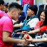 Hàng nghìn người tham gia Ngày hội hiến máu tình nguyện