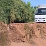 Nguy hiểm rình rập khi lưu thông qua cầu tràn không lan can ở Gia Lai
