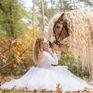 Chú ngựa trở thành sao trên mạng xã hội nhờ có bờm đẹp như mái tóc nàng Rapunzel