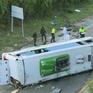 Tai nạn giao thông nghiêm trọng tại Colombia, ít nhất 33 người thương vong