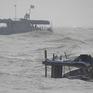 Thời tiết các vùng biển phía Bắc chuyển xấu trở lại