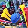 Sử dụng kèn vuvuzela để cổ vũ bóng đá: Không nên lạm dụng
