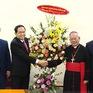 Chủ tịch Ủy ban Trung ương MTTQ Việt Nam Trần Thanh Mẫn chúc mừng lễ Giáng sinh năm 2018