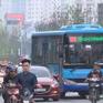 Hà Nội thay mới xe bus trên nhiều tuyến