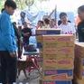 Cứu trợ người dân vùng lũ Quảng Nam