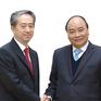 Thủ tướng Nguyễn Xuân Phúc tiếp Đại sứ Trung Quốc