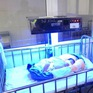 Nghệ An: Bé gái sơ sinh bị bỏ rơi trong giá rét