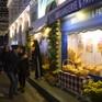 Choáng ngợp không gian châu Âu trên phố đi bộ Hà Nội
