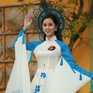 Ngắm dàn thí sinh Hoa khôi Sinh viên dịu dàng giữa phố cổ Hội An