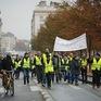 """Lực lượng """"Áo vàng"""" Pháp dọa biểu tình đến tận lễ Phục sinh"""
