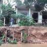 Sạt lở nghiêm trọng bờ sông Thạch Hãn, Quảng Trị