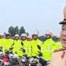 Ra quân cao điểm đảm bảo an toàn giao thông trước Tết