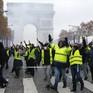 """Phong trào biểu tình """"Áo vàng"""" lan sang nhiều quốc gia"""