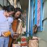 Quầy rau tử tế tự mua hàng, tự trả tiền tại Đà Lạt