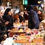 Không khí Giáng sinh trở lại Damascus, Syria sau nhiều năm xung đột