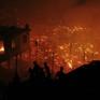 Hỏa hoạn nghiêm trọng thiêu rụi 600 ngôi nhà ở Brazil
