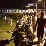 Ô tô vượt đường ngang bị tàu hỏa đâm tại Phú Yên