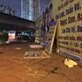 Nổ trên đường Phạm Hùng, 3 người bị thương
