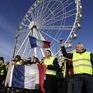 Pháp giam giữ 720 đối tượng biểu tình quá khích