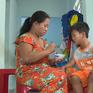 Sức khỏe học sinh bị cô giáo đánh bầm tím ở Long An dần hồi phục