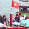 Hà Tĩnh: Những con tàu đầy ắp cá cập cảng ngày đầu năm mới