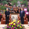 Tổng Bí thư Nguyễn Phú Trọng chúc Tết Đảng bộ, chính quyền, nhân dân tỉnh Hưng Yên