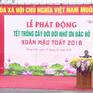 Tổng Bí thư dự lễ phát động Tết trồng cây