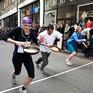 Độc đáo ngày hội Pancake Day tại Anh