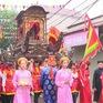 Khai hội đền Hai Bà Trưng (Mê Linh, Hà Nội)