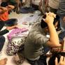 Đột kích sòng bài quy mô lớn tại Cà Mau