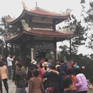 Hàng vạn người viếng mộ Đại tướng Võ Nguyên Giáp đầu năm mới