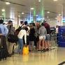 Cao điểm lượng khách tại sân bay