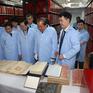 PTTg Trương Hòa Bình đề nghị phát huy giá trị khối tài liệu Châu bản triều Nguyễn