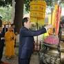 Chủ tịch nước Trần Đại Quang dâng hương khai Xuân Mậu Tuất 2018