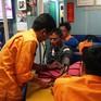 Cứu hộ kịp thời 8 thuyền viên gặp nạn tại vùng biển Hà Tĩnh