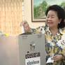 Bầu cử Thượng viện Campuchia khóa IV chính thức bắt đầu