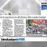 Singapore bất ngờ lì xì cho người dân: Lợi hay hại?