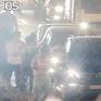 TP.HCM: 3 ô tô va chạm liên hoàn trong hầm Thủ Thiêm