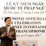 Lễ kỷ niệm trọng thể Ngày quốc tế Pháp ngữ tại Việt Nam