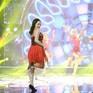 """Bầu 6 tháng, Lan Phương vẫn nhảy vũ điệu La tinh đầy quyến rũ trong """"Trời sinh một cặp"""""""