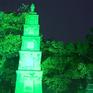 Lễ thắp đèn xanh Ngày Ireland 2018