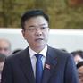 Bộ trưởng Bộ Tư pháp Lê Thành Long trả lời chất vấn