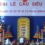 Tri ân các anh hùng liệt sỹ Gạc Ma tại chùa Từ Ân, CHLB Đức