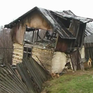 Sạt lở đất ở Romania, hàng chục ngôi nhà bị phá hủy